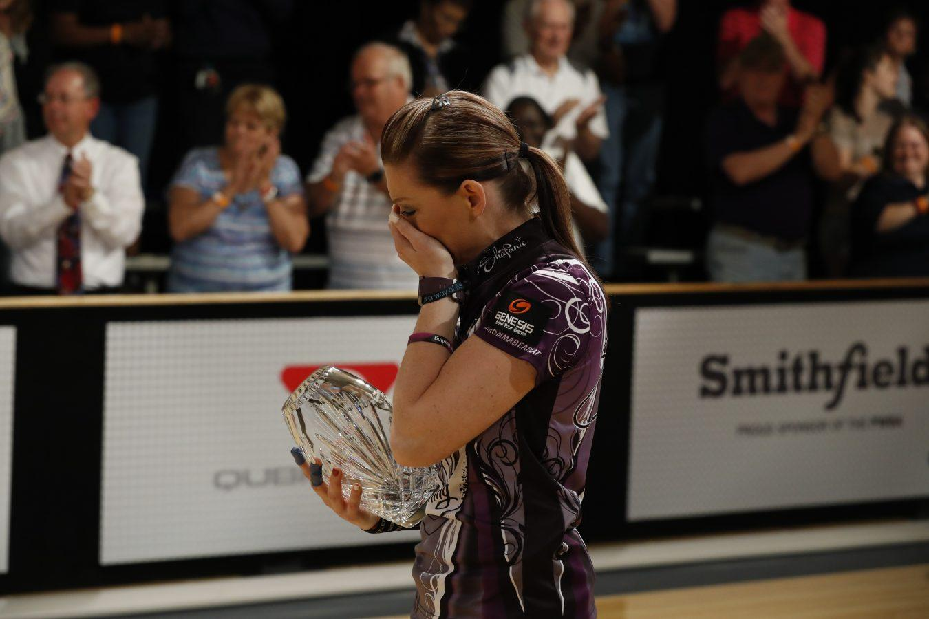 O'Keefe Claims PWBA St. Petersburg-Clearwater Open Title
