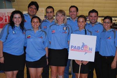 The PABCON players