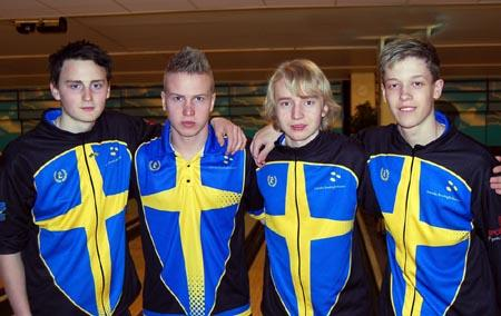 The Swedish quartet