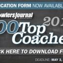 Accepting Applications: 100 Top Coaches 2013
