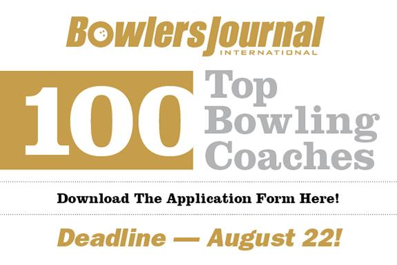 100 Top Bowling Coaches