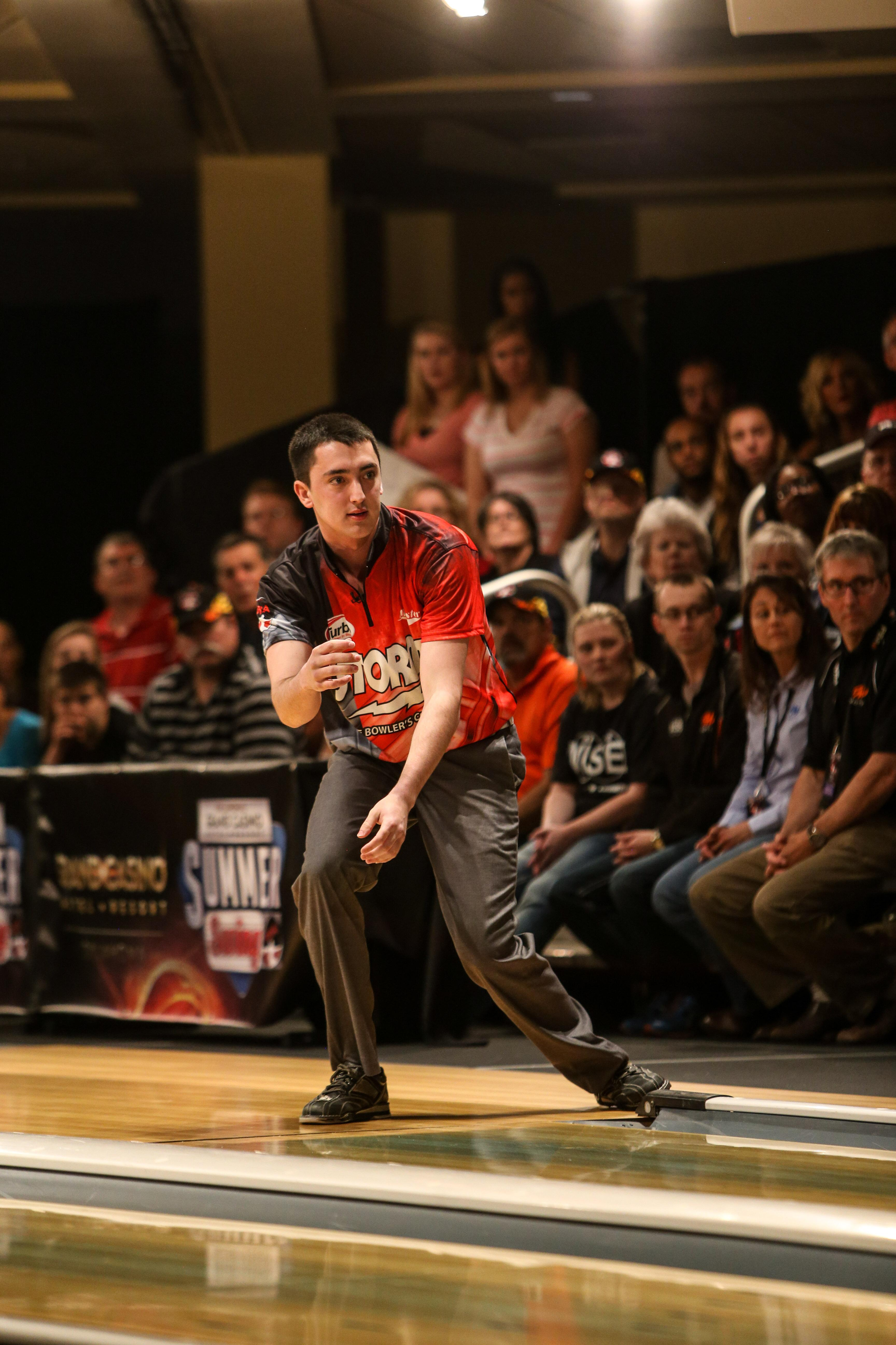 Marshall Kent Leads Pba Contingent In Bahrain Bowlers