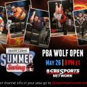 Kent Leads Pack into PBA Wolf Open Finals on CBS Sports Network