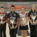 New York's Brandon Soedarmasto, Illinois' Brigitte Jacobs Win Teen Masters Titles in Las Vegas