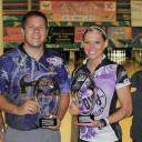 Shannon O'Keefe, Bill O'Neill Dominate Match Play to Win PBA-PWBA XF Striking Against Breast Cancer Mixed Doubles