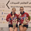 Team USA Wins Doubles at 2015 World Women's Championships