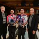 Simonsen, Pickford Win Roth/Holman Doubles Championship for First PBA Tour Titles
