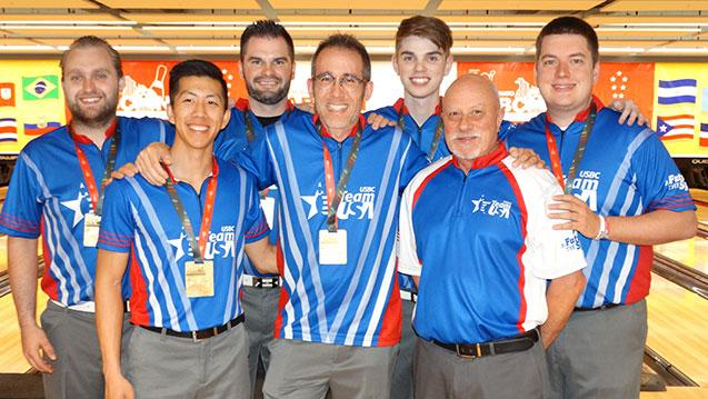 United States Wins Team, Sweeps All-Events at 2019 PABCON Men's Championships