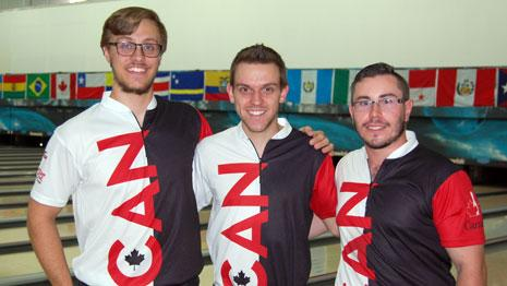 Canada Wins Trios at 2016 PABCON Adult Championships