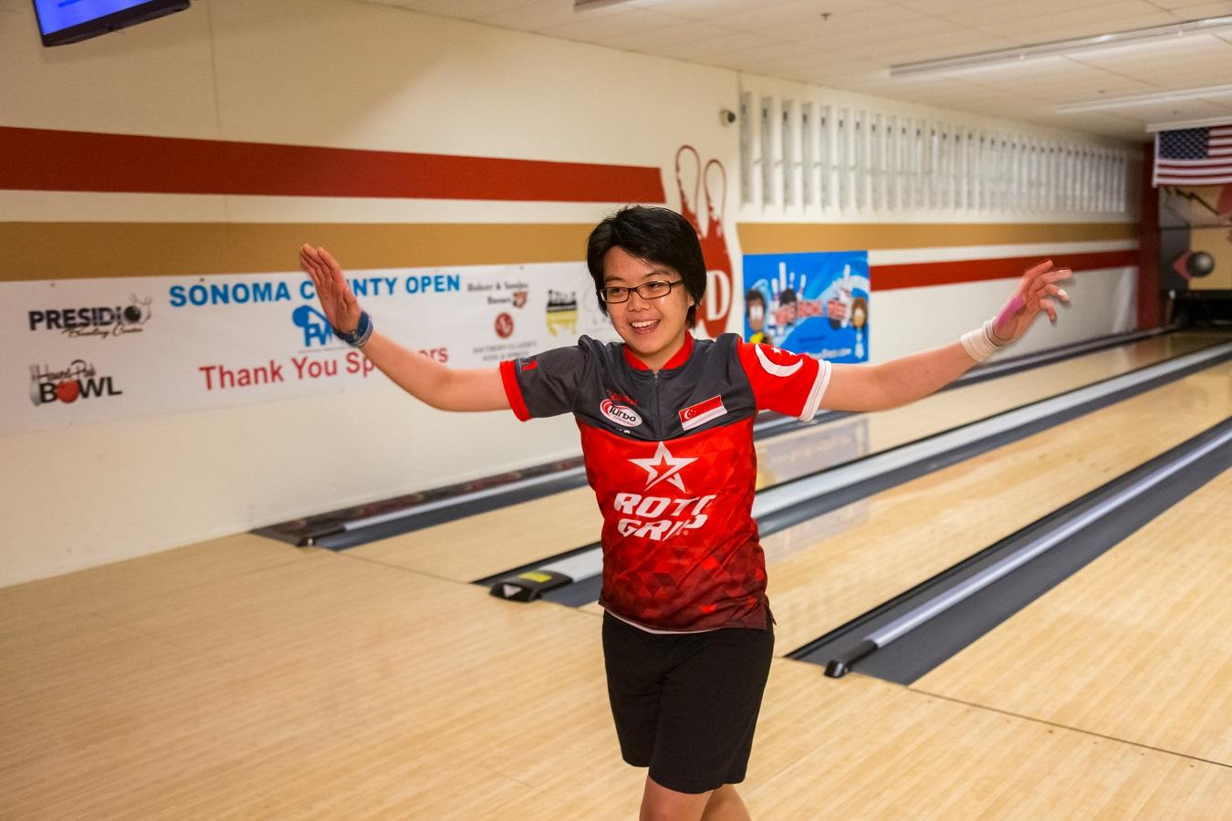 World Bowling Women's Championships Concludes with Singapore's Cherie Tan Winning Masters Gold