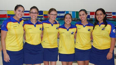 Colombia Tops United States in Team at 2016 PABCON Adult Championships