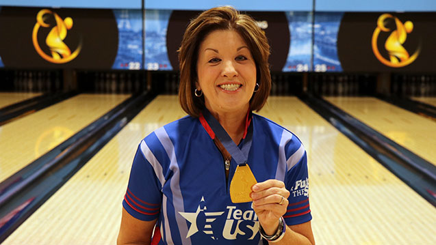 Leanne Hulsenberg Wins Masters Gold at 2019 World Bowling Senior Championships