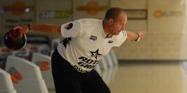 Brian Kretzer Averages 243 to Lead PBA50 DeHayes Insurance Group Championship