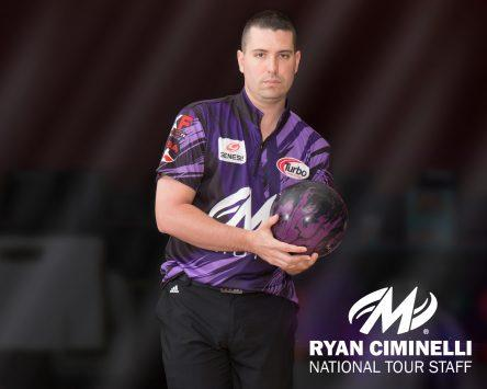 Ryan Ciminelli, the winningest southpaw this decade on the PBA Tour, has been signed by Motiv.