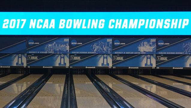 McKendree, Vanderbilt Undefeated at 2017 NCAA Women's Bowling Championship