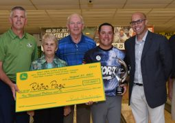 Photos from the PBA Xtra Frame Kenn-Feld Group Classic at Pla-Mor Bowl in Coldwater, Ohio Sunday, Aug. 27 2017. (Photo Alan Petersime)