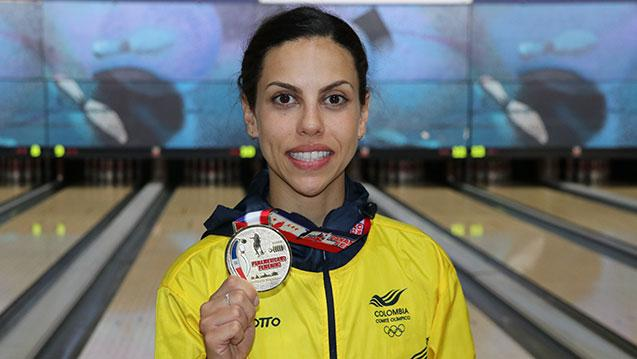 Colombia's Restrepo Wins Masters at 2018 PABCON Women's Championships
