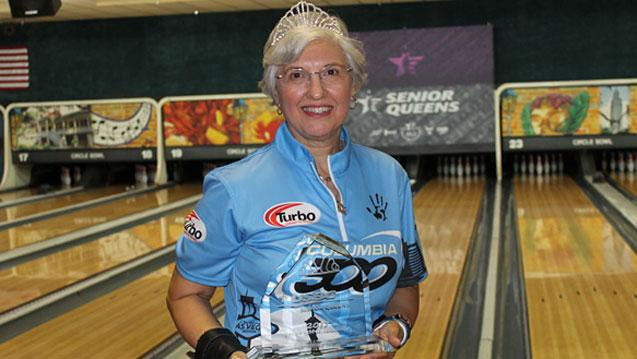Sandelin Looks to Make History at 2018 Senior Queens