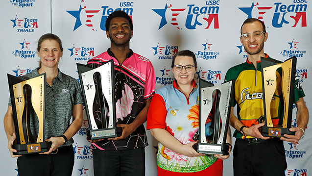Kulick, Russo Win Team USA Trials; Clemmer, Crowe Win U.S. National Amateur Titles