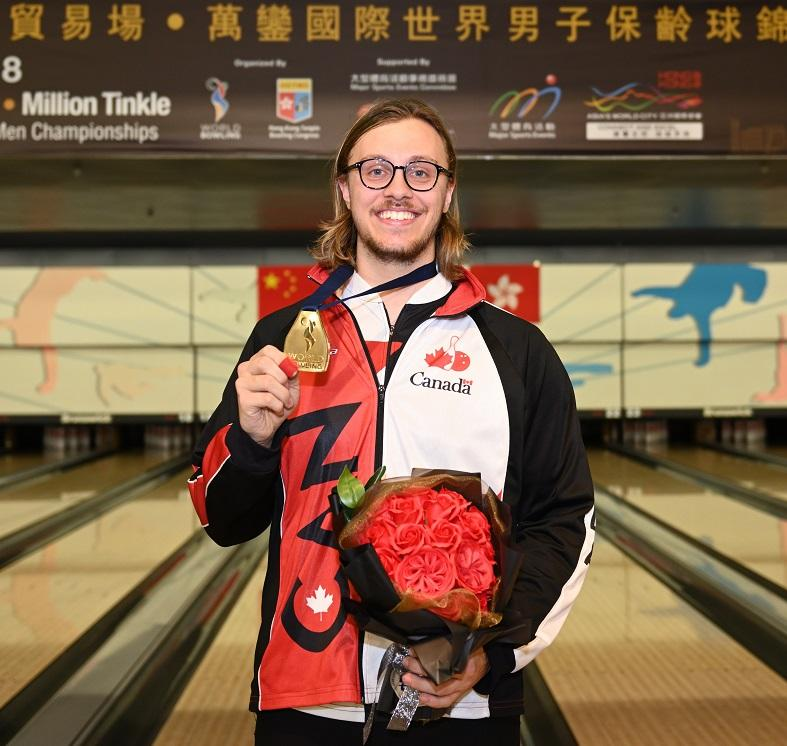 2018 World Men's Championships Concludes with Canada Winning Masters Gold