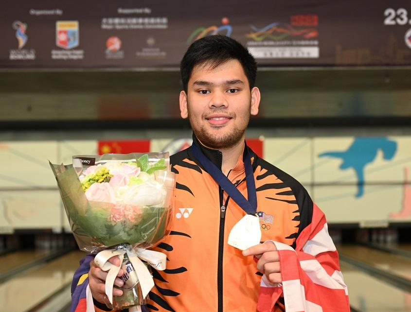 Malaysia's Ismail Wins Singles at 2018 World Men's Championships