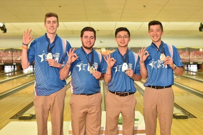 United States, Korea Win Team Gold at 2016 World Youth Championships
