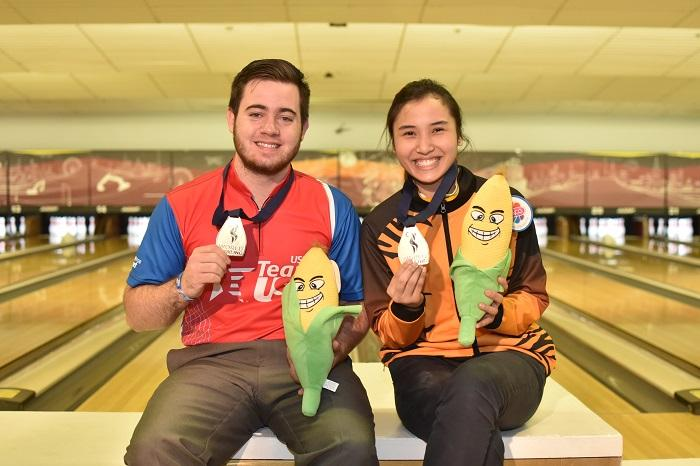 Simonsen, Roslan win Masters at 2016 World Youth Championships