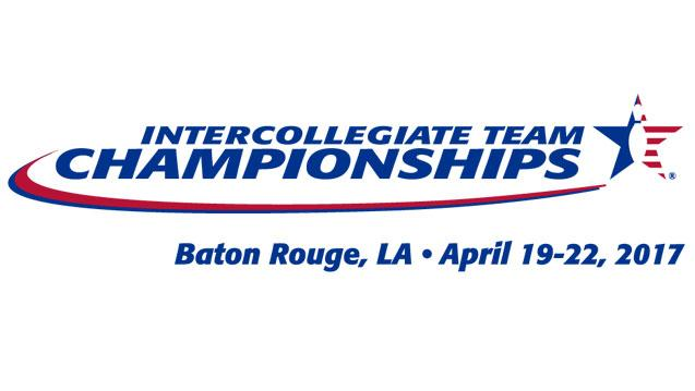 Finalists Determined at 2017 Intercollegiate Team Championships