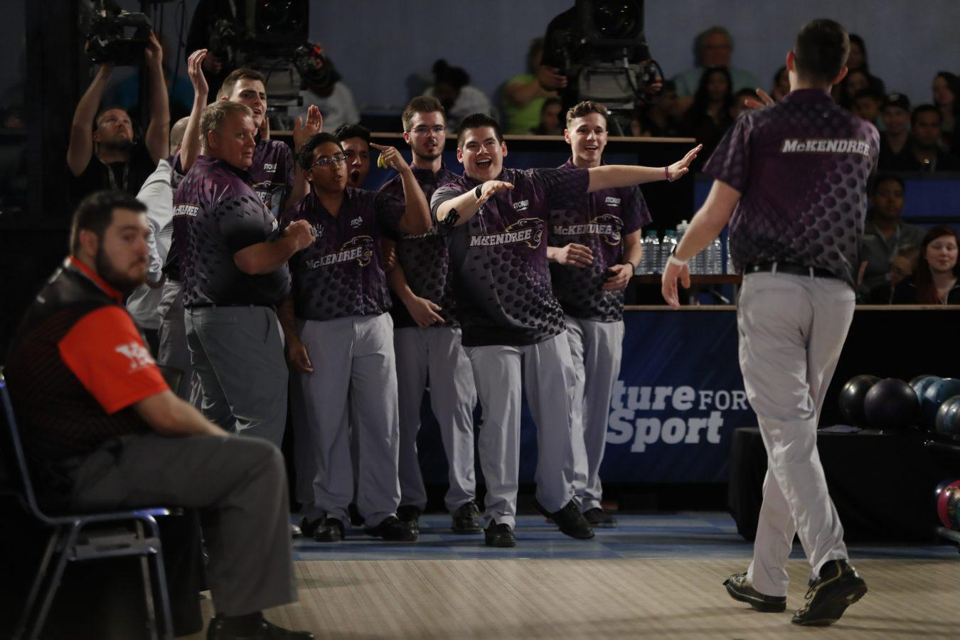 Field determined for 2018 Intercollegiate Team Championships