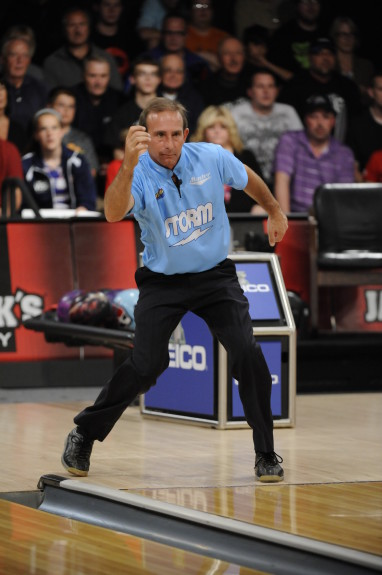 Norm Duke won Rookie of the Year and Player of the Year on the 2014 PBA50 Tour