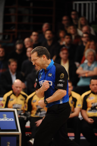 PBA: Detroit Winter Swing