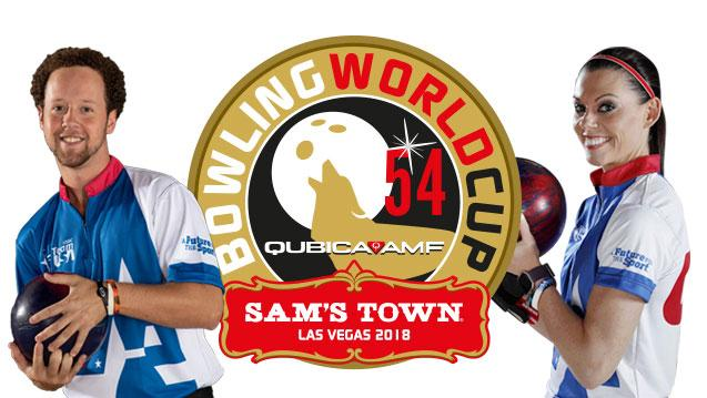 Team USA's O'Keefe, Troup Headed to 2018 QubicaAMF World Cup
