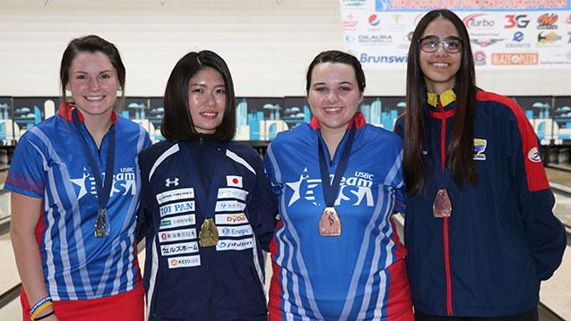Japan, Norway Win Singles at 2018 World Youth Championships