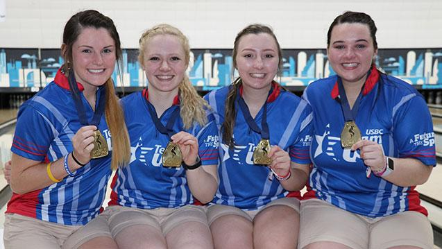 Junior Team USA Girls Win First Team Gold Since 2012 at World Youth Championships, Qatar Bags Boys' Gold