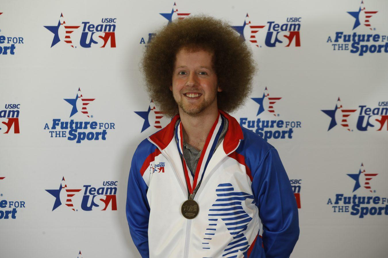 07 January 2018 - USBC Team USA Trials and U.S. Amateur Championships in Las Vegas, NV (Photo by Gregg Ellman)