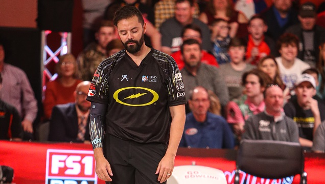 Dismal Block Leaves Belmonte on the Brink of Missing the Cut at the USBC Masters