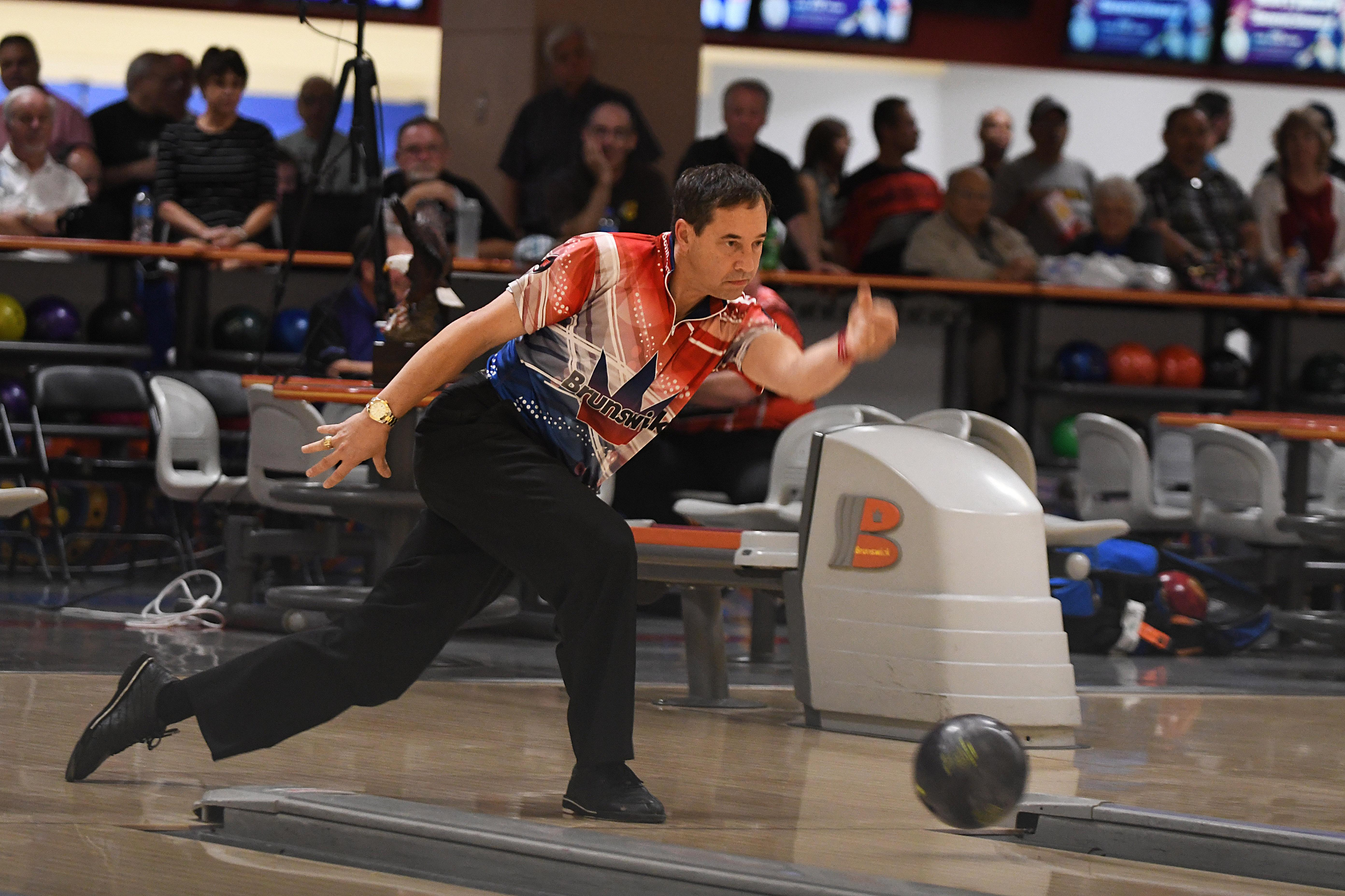 Parker Bohn III Tops Qualifying at PBA50 David Small's JAX 60 Classic