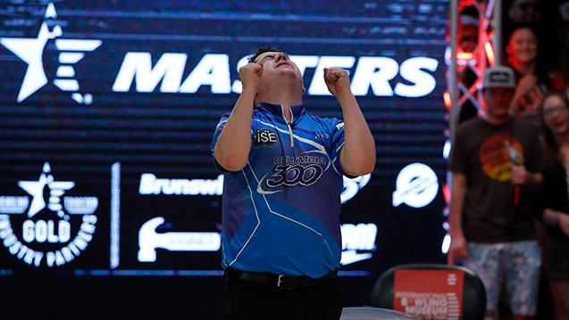 Inspired Butturff Ready for 2021 USBC Masters and U.S. Open