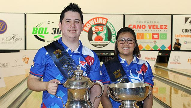 Butturff Wins QubicaAMF World Cup, Tabora of Philippines Wins Women's Title