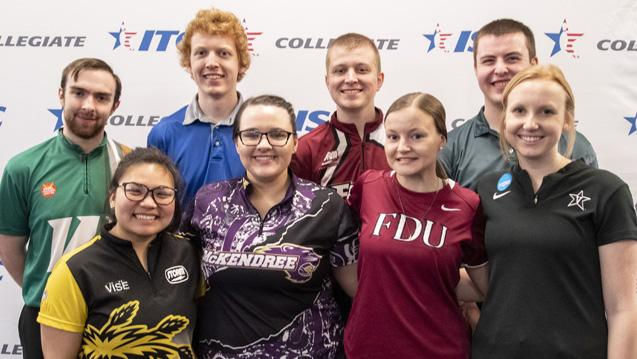 2019 Intercollegiate Singles Championships Finalists Set