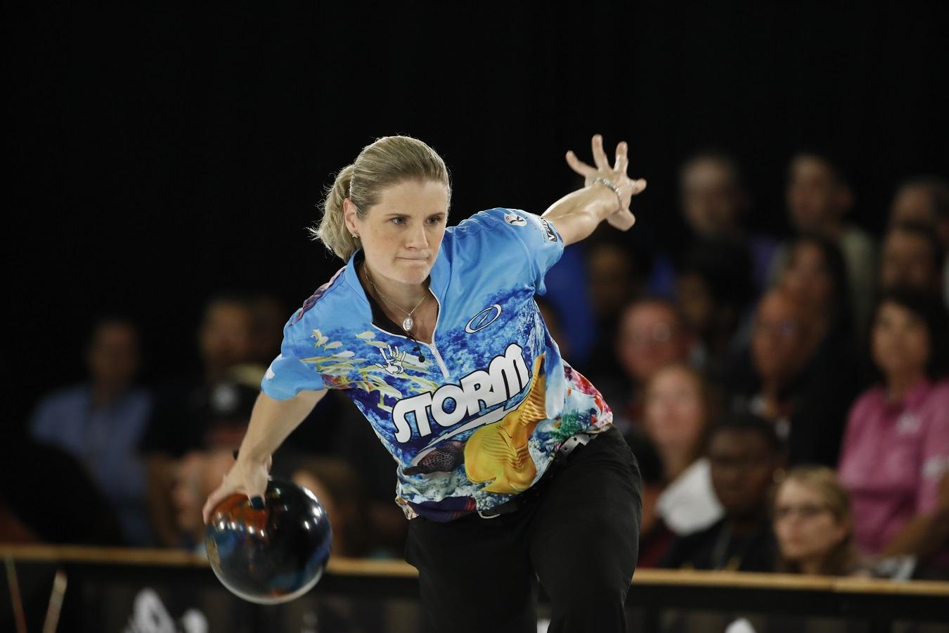Kelly Kulick Makes Match Play at 55th QubicaAMF World Cup