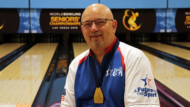 USA, Japan Claim Singles Gold at World Bowling Senior Championships