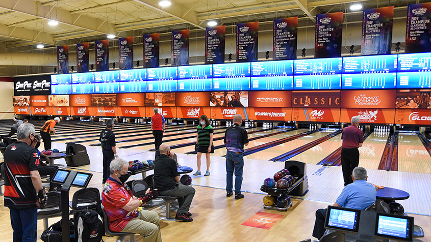 Historic 2021 USBC Open Championships Concludes in Las Vegas
