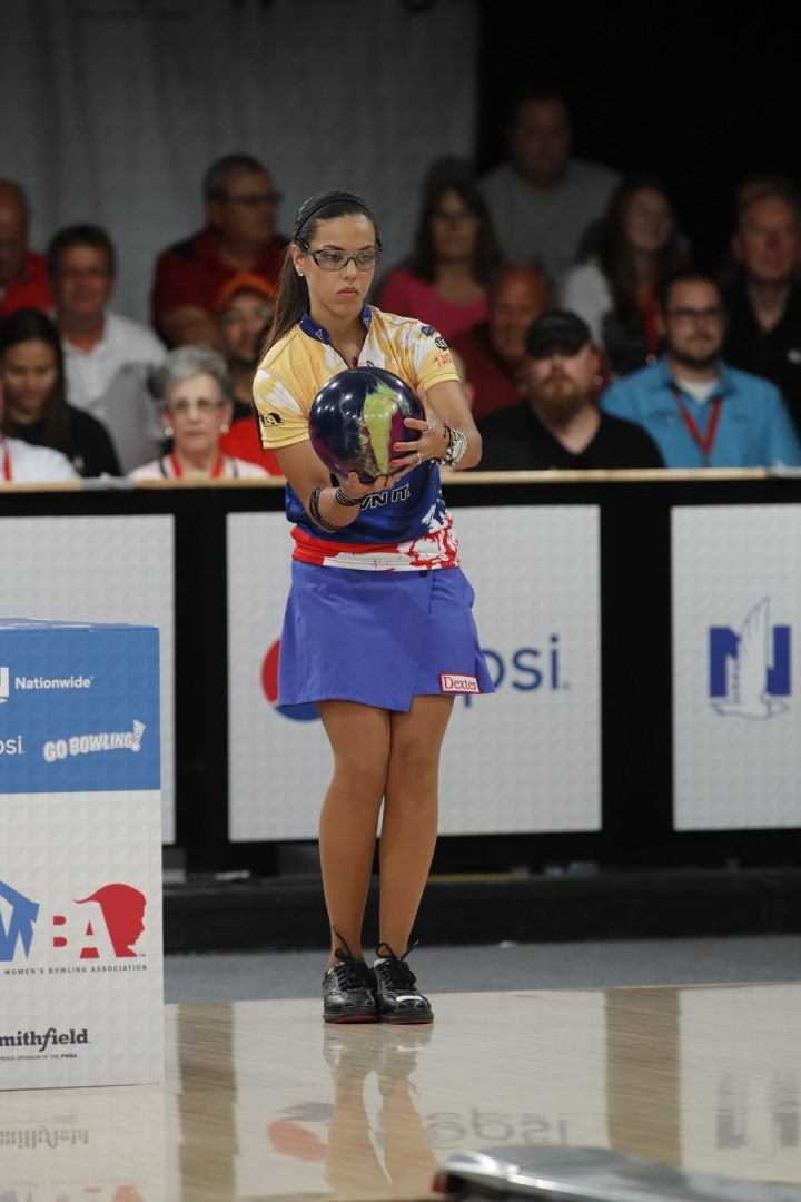 26 June 2016 - PWBA Greater Detroit Open at the Ashwaubenon Bowling Alley in Green Bay, WI. ©ELLMAN PHOTOGRAPHY