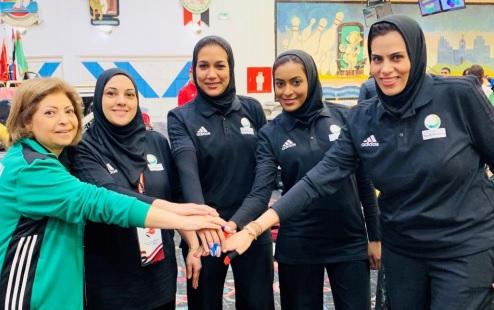 Saudi Arabian Women's Bowling Team to Make History at World Championships