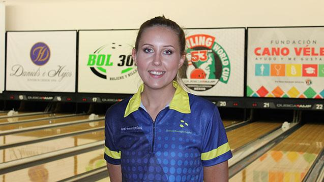 Sweden's Wegner, Mexico's Estrada Hold Lead at QubicaAMF World Cup