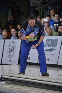 Photos from the 2016 United States Bowling Congress Masters at Woodland Bowl in Indianapolis, IN. Sunday, Feb. 14 2016. (Photo Alan Petersime)
