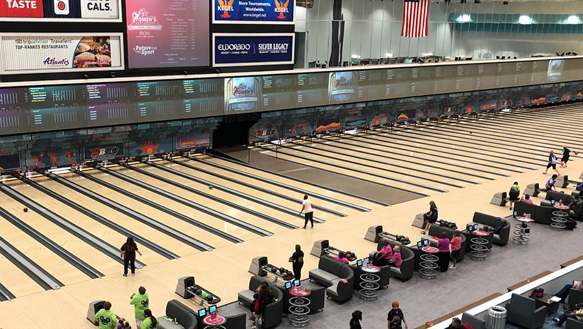 2021 USBC Women's Championships Concludes in Reno