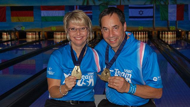 U.S. Sweeps Masters Gold Medals as World Bowling Senior Championships Concludes
